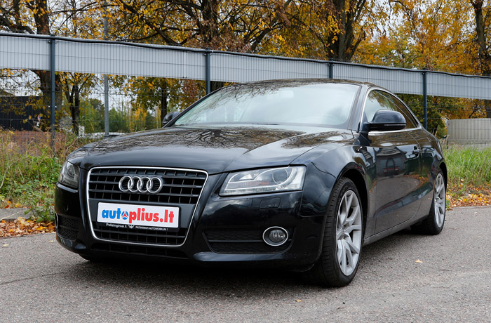 Review of Audi A5 model