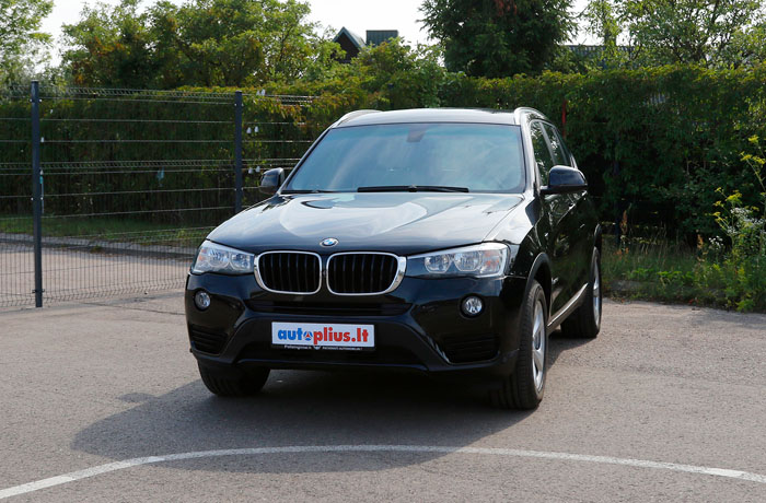 BMW X3 F25 review