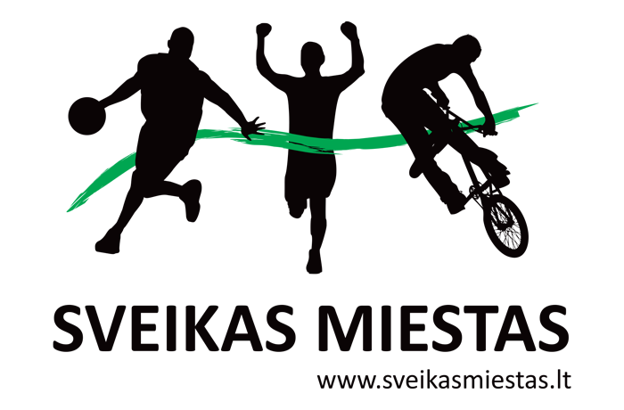 Games of Vilnius schools: orienteering competition
