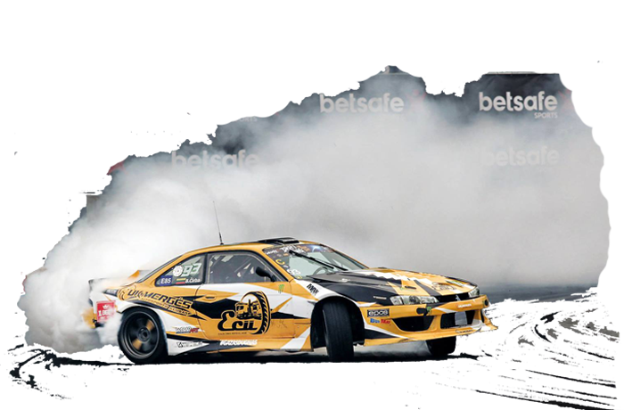 Benediktas Cirba at Drift Master GP